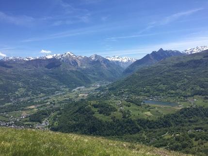Vallée d'Argelès Gazost dans les Hautes Pyrénées