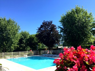 camping piscine chauffée