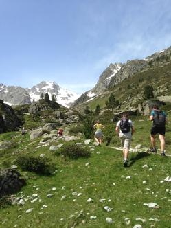 Balade dans les Hautes Pyrénées