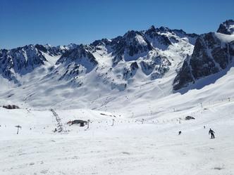 Station de ski - Grand Tourmalet