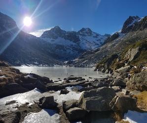 Lac d'Estom - Hautes-Pyrénées