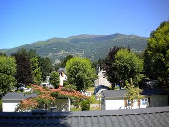 Vue sur les Hautes Pyrénées