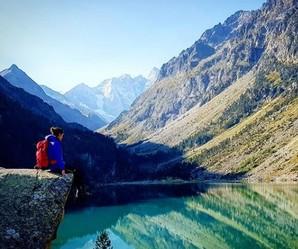 Hautes Pyrénées - Lac de Gaube